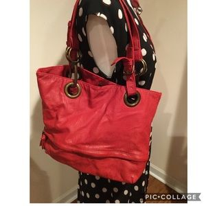 Braciano Faux Leather Bag